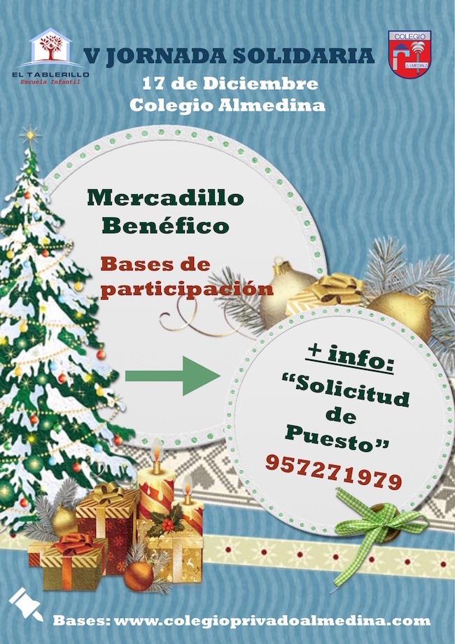 Cartel Jornada Solidaria